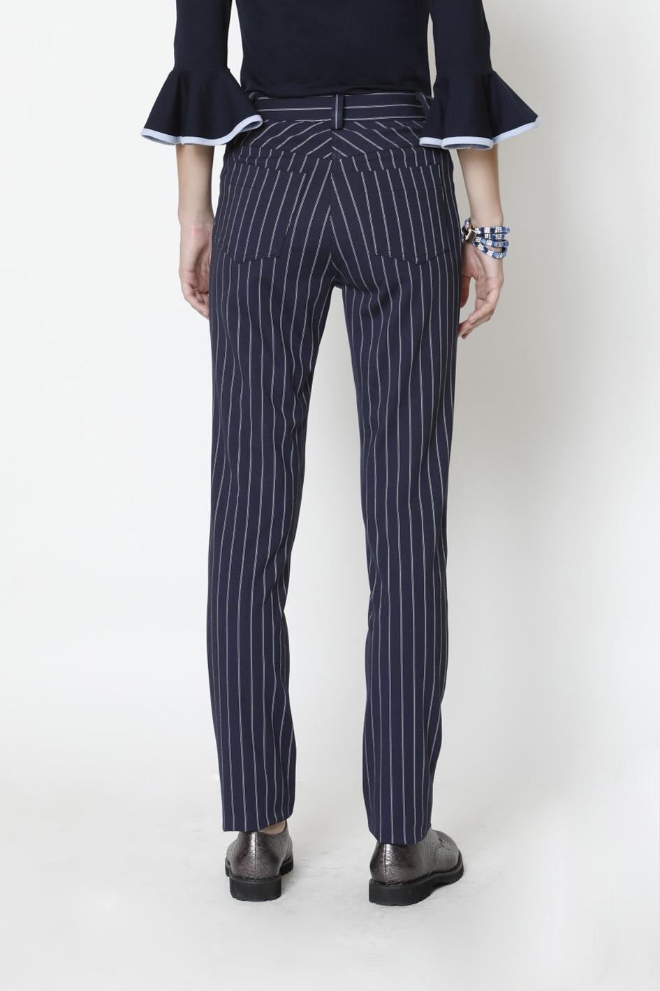 f9da28ecc0d7 Παντελόνι Ριγέ - Maxin Fashion