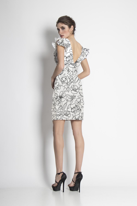 eb1a33056647 Φόρεμα εμπριμέ - Maxin Fashion