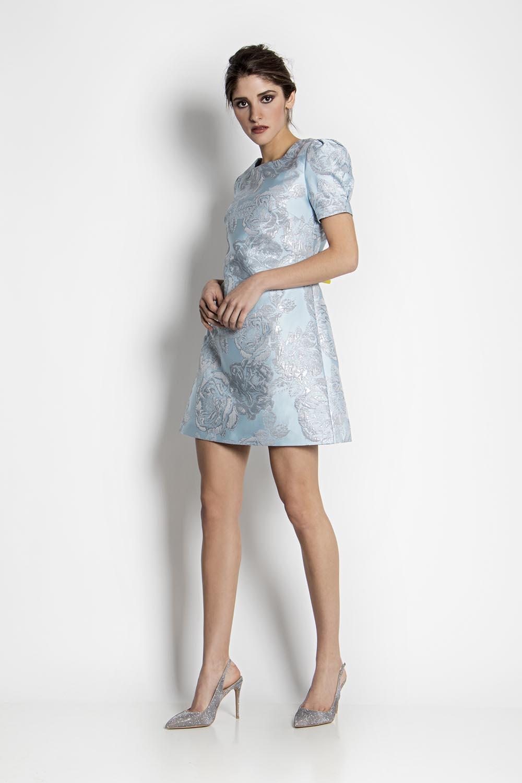 76474157d2e Φόρεμα μπροκάρ